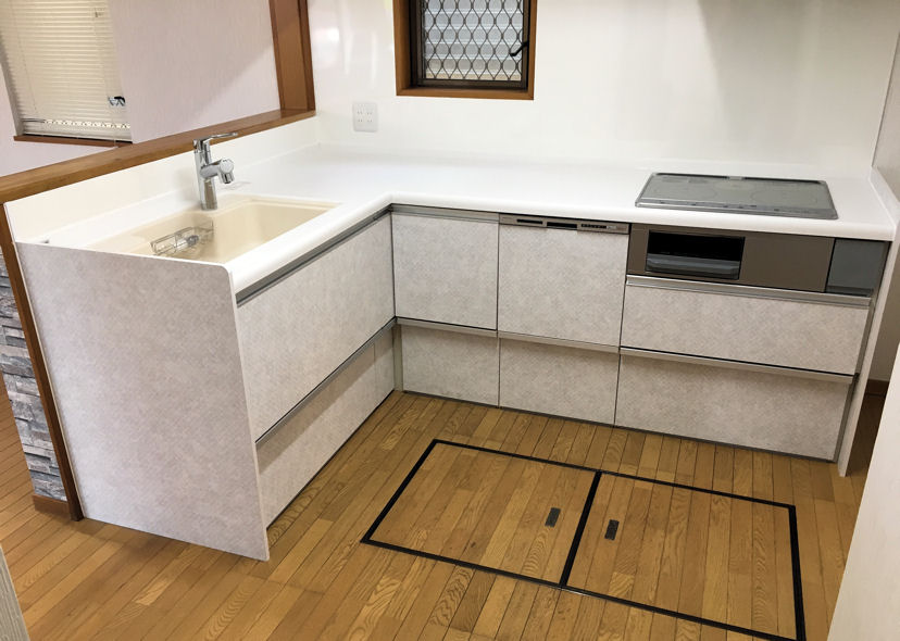 堺市/T様邸:キッチンリフォーム工事